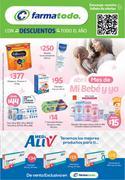 Ofertas de Rebajas en el catálogo de Farmatodo ( 18 días más)