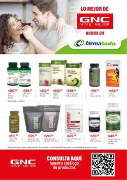 Catálogo Farmatodo ( Vence mañana)