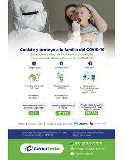 Ofertas de Farmatodo en el catálogo de Farmatodo ( 11 días más)