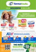 Ofertas de Farmacias y Salud en el catálogo de Farmatodo ( Vence hoy)