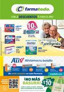 Ofertas de Farmatodo en el catálogo de Farmatodo ( 27 días más)