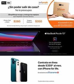 Catálogo iShop Mixup en Ciudad de México ( Caducado )
