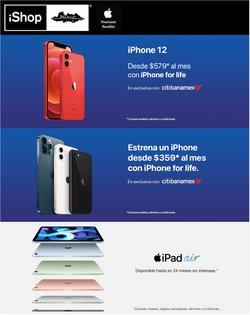 Ofertas de Electrónica y Tecnología en el catálogo de iShop Mixup en Hermosillo ( 4 días más )