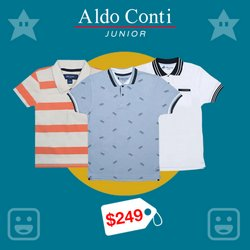 Ofertas de Aldo Conti Jr. en el catálogo de Aldo Conti Jr. ( Más de un mes)