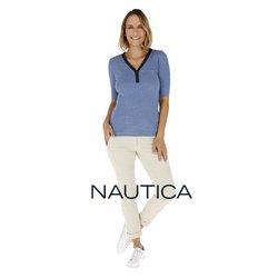 Ofertas de Ropa, Zapatos y Accesorios en el catálogo de Nautica ( 2 días más)
