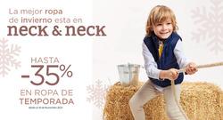 Cupón Neck & Neck en Aguascalientes ( 2 días más )