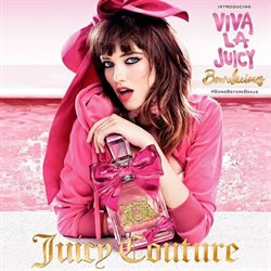 Ofertas de Juicy Couture  en el folleto de Cancún