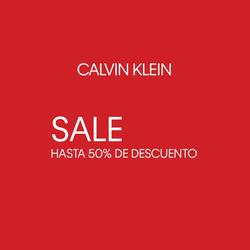 Cupón Calvin Klein ( Vence mañana )