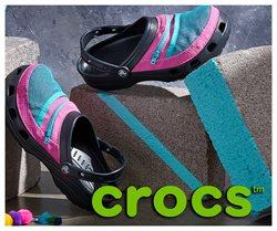 Ofertas de Crocs en el catálogo de Crocs ( Vencido)