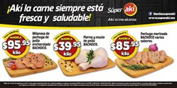 Ofertas de Súper San Francisco  en el folleto de Mérida