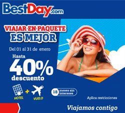 Ofertas de Best Day  en el folleto de Zapopan
