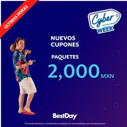 Ofertas de Best Day  en el folleto de El Pueblito