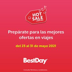 Ofertas de Hot Sale en el catálogo de Best Day ( 21 días más)