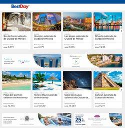 Ofertas de Viajes en el catálogo de Best Day ( 8 días más)