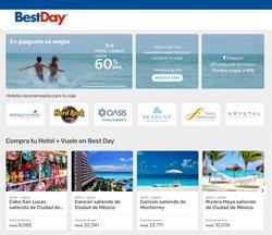 Ofertas de Viajes en el catálogo de Best Day ( 4 días más)