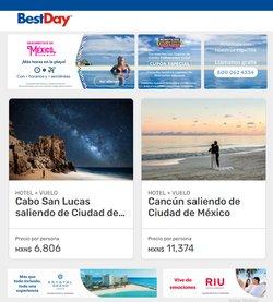 Ofertas de Viajes en el catálogo de Best Day ( 6 días más)