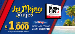 Ofertas de Best Day  en el folleto de Monterrey