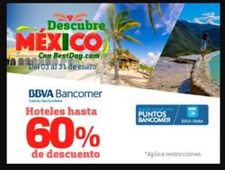 Ofertas de Viajes  en el folleto de Best Day en Morelia