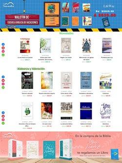 Ofertas de Librerías y Papelerías en el catálogo de Librería Maranatha en Cuautitlán ( Publicado ayer )