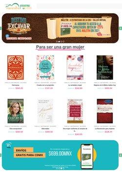 Catálogo Librería Maranatha en San Pedro Garza García ( Caducado )