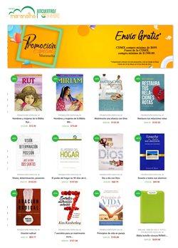 Ofertas de Librerías y Papelerías en el catálogo de Librería Maranatha en Jardines de la Silla ( 13 días más )
