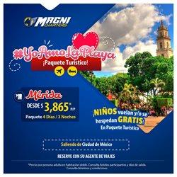 Ofertas de Viajes en el catálogo de Magnicharters en Guadalajara ( 4 días más )