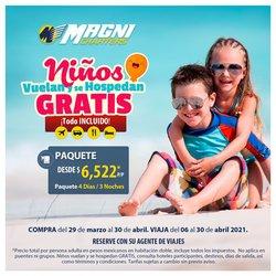 Ofertas de Viajes en el catálogo de Magnicharters en Ecatepec de Morelos ( 19 días más )