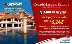 Ofertas de Viajes  en el folleto de Magnicharters en Cadereyta Jiménez