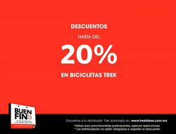 Ofertas de Trans Vision Bike  en el folleto de Tlalnepantla