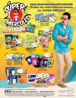 Ofertas de Hiper-Supermercados en el catálogo de Súper Aki ( Vence mañana)