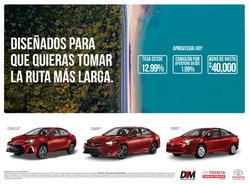 Ofertas de Toyota  en el folleto de Ciudad de México