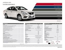 Ofertas de Autos, Motos y Repuestos en el catálogo de Nissan ( 10 días más )