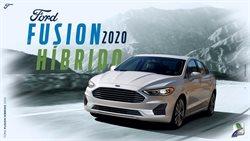Catálogo Ford en Tijuana ( Más de un mes )