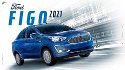 Ofertas de Ford en el catálogo de Ford ( Más de un mes)