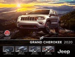 Catálogo Jeep ( Más de un mes )
