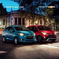 Catálogo Chevrolet en Ciudad de México ( Más de un mes )