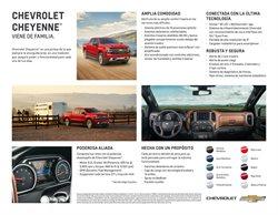 Ofertas de Autos, Motos y Repuestos en el catálogo de Chevrolet en Hidalgo del Parral ( Más de un mes )