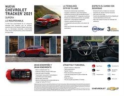 Catálogo Chevrolet en La Paz ( Más de un mes )