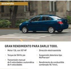 Ofertas de HP en el catálogo de Chevrolet ( Más de un mes)