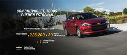 Ofertas de Chevrolet  en el folleto de Ciudad de México