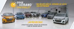 Ofertas de Chevrolet  en el folleto de Salina Cruz