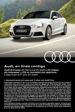 Catálogo Audi en Guadalajara ( Caducado )
