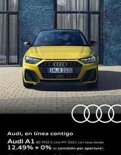 Ofertas de Audi en el catálogo de Audi ( Vencido)