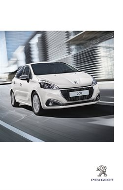 Catálogo Peugeot ( Más de un mes )