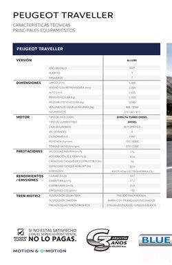 Ofertas de Modelo en Peugeot