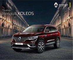 Catálogo Renault ( Más de un mes)
