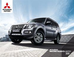 Ofertas de Mitsubishi  en el folleto de Benito Juárez (Ciudad de México)