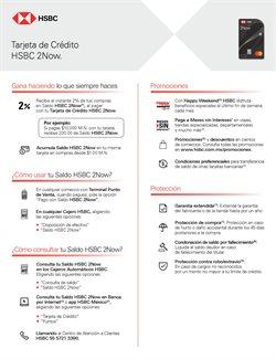 Ofertas de Bancos y Servicios en el catálogo de HSBC en Ciudad Apodaca ( Más de un mes )