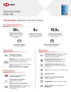 Ofertas de Bancos y Servicios en el catálogo de HSBC ( 4 días más)