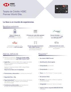 Ofertas de Bancos y Servicios en el catálogo de HSBC ( 8 días más)
